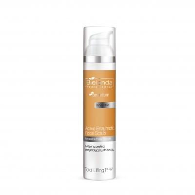 Bielenda Peeling enzymatyc TOTAL Lifting PPV+100ml