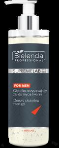 Bielenda Supremelab MEN Oczyszczający żel 200g