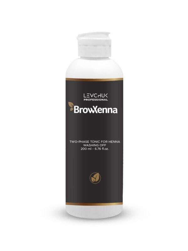 Brow Henna Two-Faze Fixing Tonic 200 ml