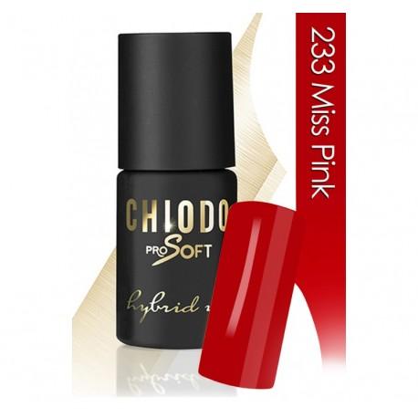 Chiodo Pro Soft Lakier hybrydowy 6ml 233