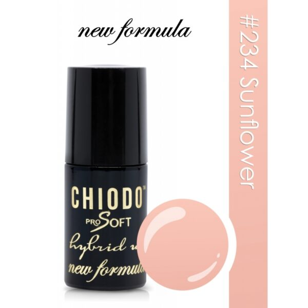 Chiodo Pro Soft Lakier hybrydowy 6ml 234