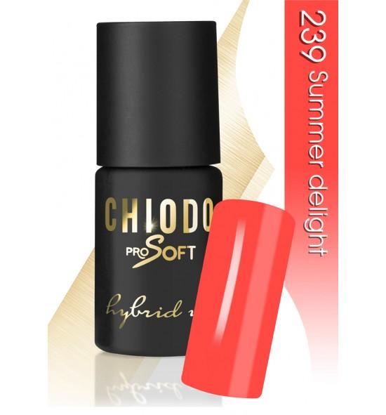 Chiodo Pro Soft Lakier hybrydowy 6ml 239 PROMOCJA