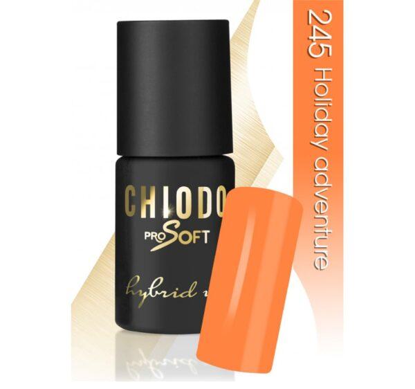 Chiodo Pro Soft Lakier hybrydowy 6ml 245