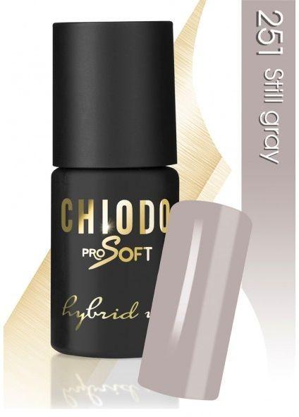 Chiodo Pro Soft Lakier hybrydowy 6ml 251 PROMOCJA