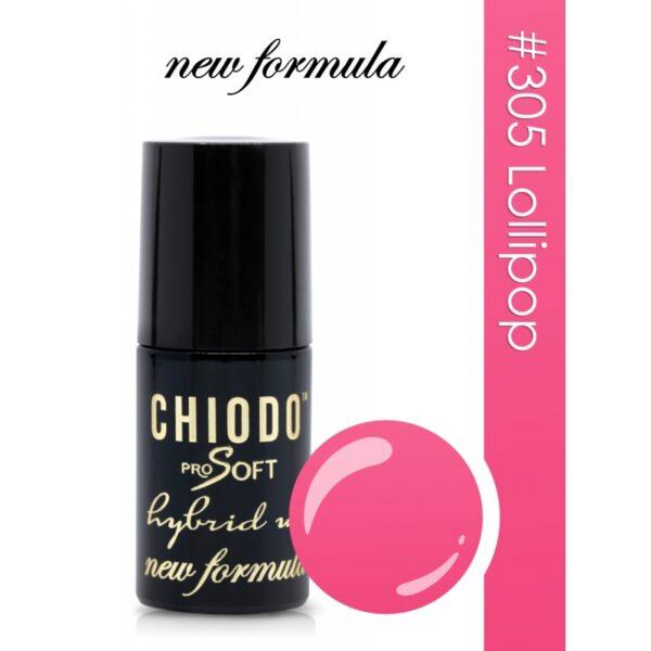 Chiodo Pro Soft Lakier hybrydowy 6ml 305