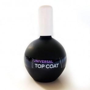 Cuccio Soak Off Top Coat New Universal 75ml