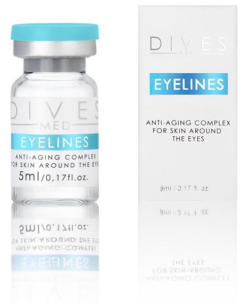 DIVES MED Eyelines ampułka 1szt x 5ml