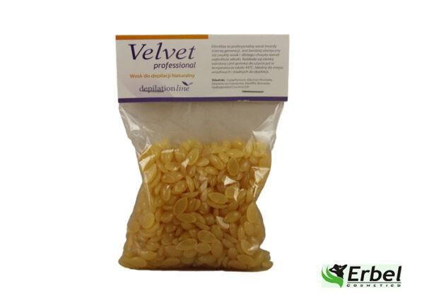 ERBEL Velvet Wosk twardy Naturalny 100g