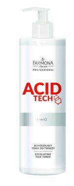 Farmona Acid Tech Złuszczający tonik do twarzy 280