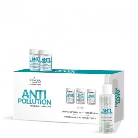 Farmona Anti Pollution Dotleniająco- detoksykujący