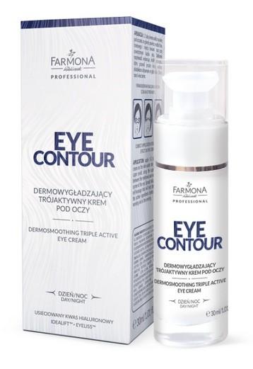 Farmona Eye Contour Dermowygładzający krem 30ml