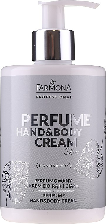 Farmona Perfume Hand&Body Cream Men 300 ml