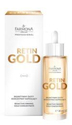 Farmona Retin Gold Koncentrat napinający 30ml