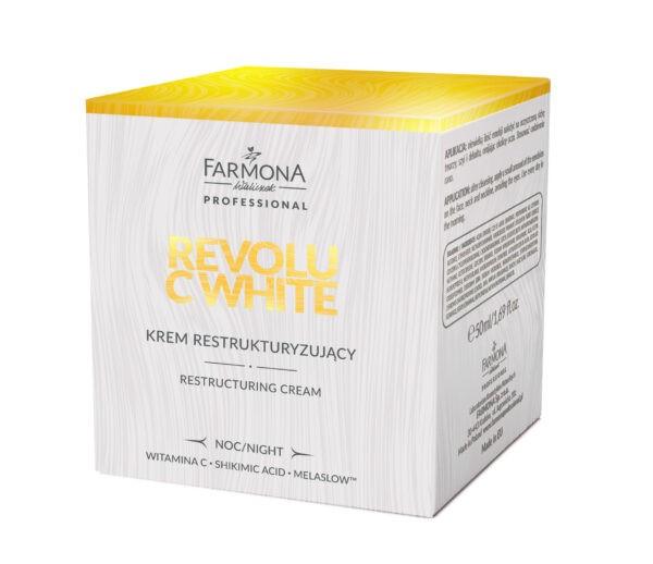 Farmona Revolu C White Krem restrukturyzujący 50ml