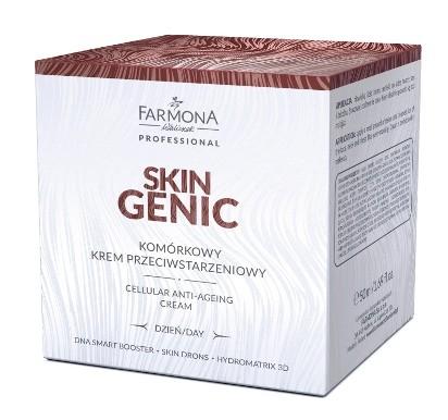 Farmona Skin Genic Komórk. krem przeciwstarz. 50ml
