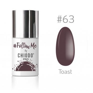 Follow Me by ChiodoPRO #63 lakier hybrydowy 6ml