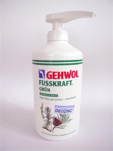 Gehwol GRUN Balsam do pocących się stóp 500ml
