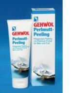 Gehwol PERLMUTT-PEELING Peeling z masy perłowej
