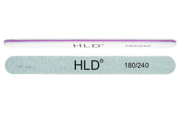 HLD Pilnik do paznokci Prosty 180/240 – oryginalne