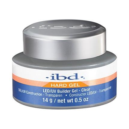 IBD LED/UV Builder Gel – clear 14g