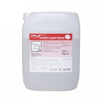 Incidin Liquid Spray 5l