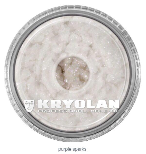 KRYOLAN Puder Glomour Sparks 3g