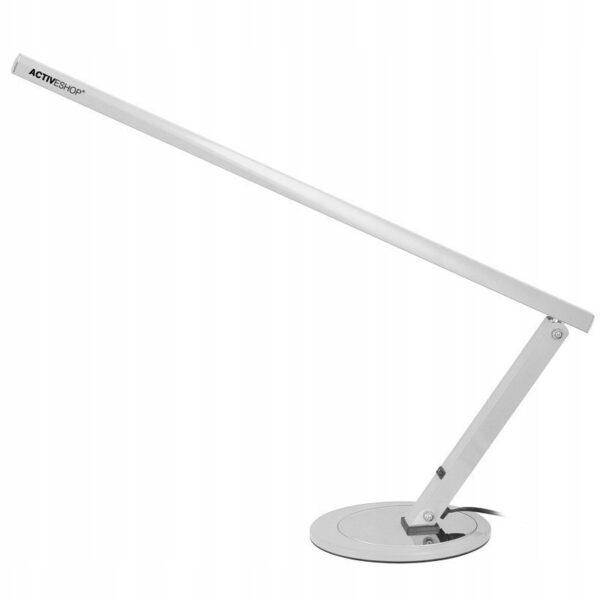 Lampka na biurko SLIM 20W aluminium / kolor