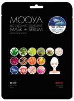 MOOYA Maska LIFTING I ANTYZMARSZCZKI 2 etapy