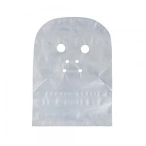 Maska foliowa na twarz i szyję 100szt.