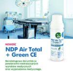 NDP Air Total + Green CE 50 ml (granat dez)