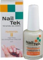 Nail Tek II Foundation (Ridge Filler) 15ml