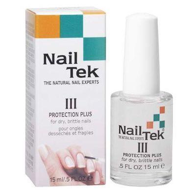 Nail Tek III Foundation (Rige Filler) 15ml