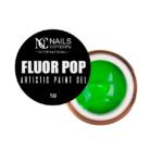 Nails Company Artistic Paint Gel – Fluor Pop 5g