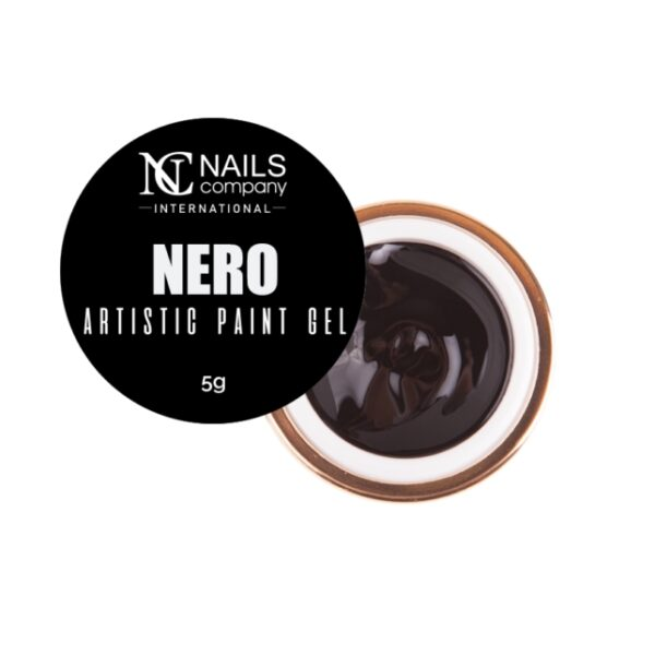 Nails Company Artistic Paint Gel – Nero 5g