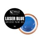 Nails Company Artistic Paint Gel Laser Blue 5g
