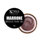 Nails Company Artistic Paint Gel- Marrone 5g