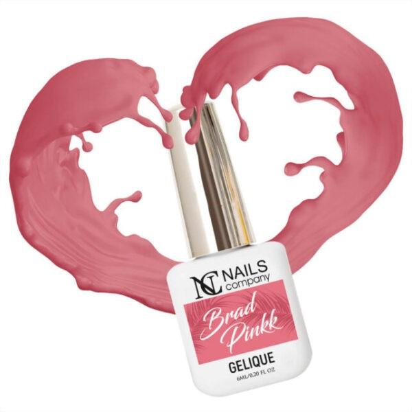 Nails Company Brad Pinkk 6 ml
