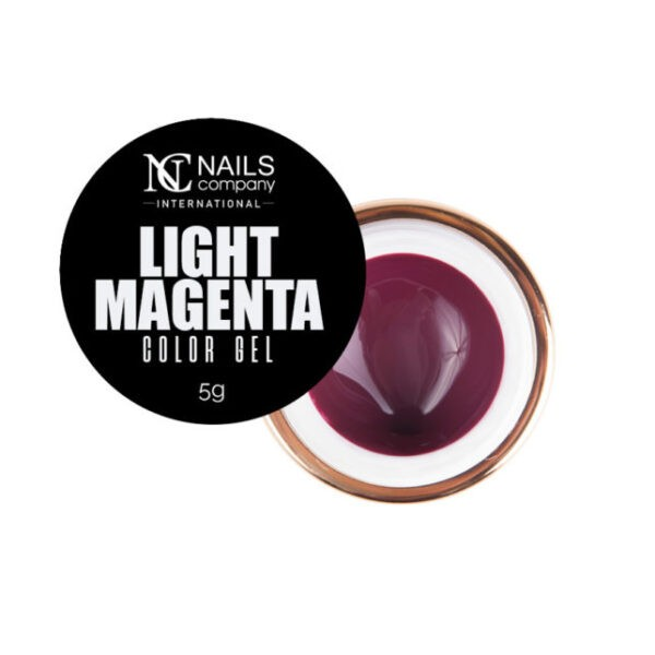 Nails Company Color Gel Light Magenta 5g