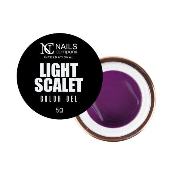 Nails Company Color Gel Light Scarlet 5g
