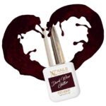 Nails Company Dark Wine Glitter 6ml