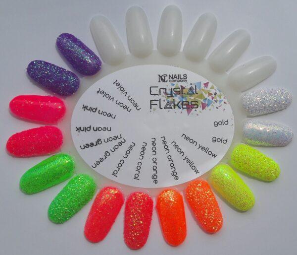 Nails Company Efekt Crystal Flakes 2,5g