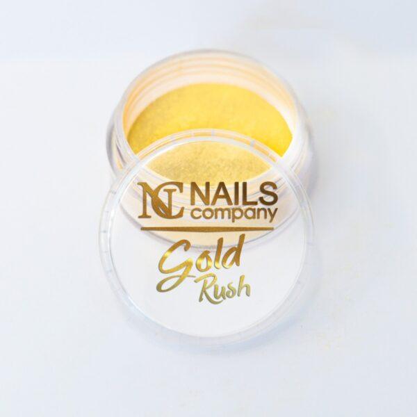 Nails Company Efekt Gold Rush 3g