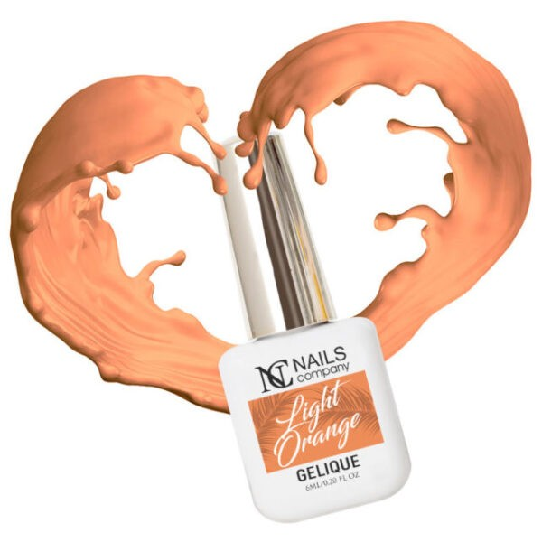 Nails Company Light Orange 6ml