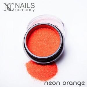 Nails Company Pyłek mermaid / syrenka Neon Orange