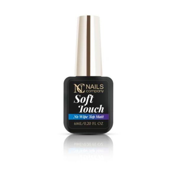 Nails Company Top Soft Touch No Wipe Top Matt 6ml