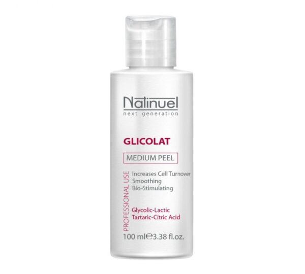 Natinuel Glicolat Medium peel 100ml