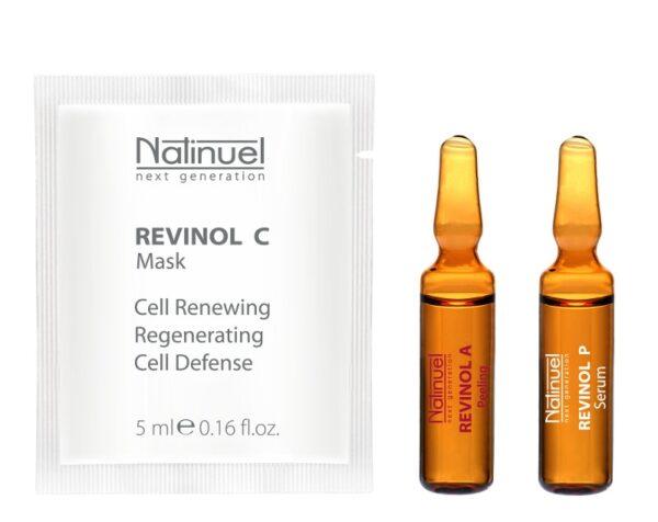 Natinuel Revinol (zestaw 3 zabiegów)