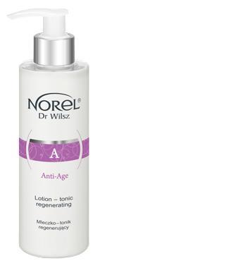 Norel Anti-Age Mleczko-Tonik regenerujący 200ml