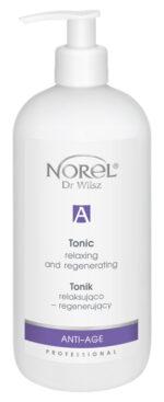 Norel Anti-Age Tonik regenerujący 500ml