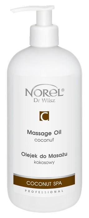 Norel Coconut SPA Olejek kokosowy do masażu 500ml